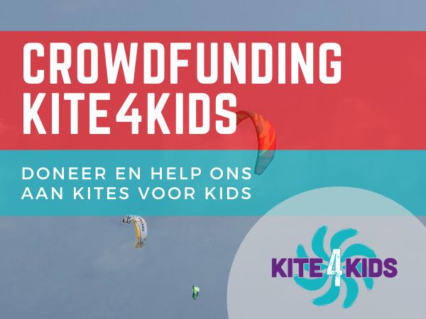 Crowdfunding Kite4Kids